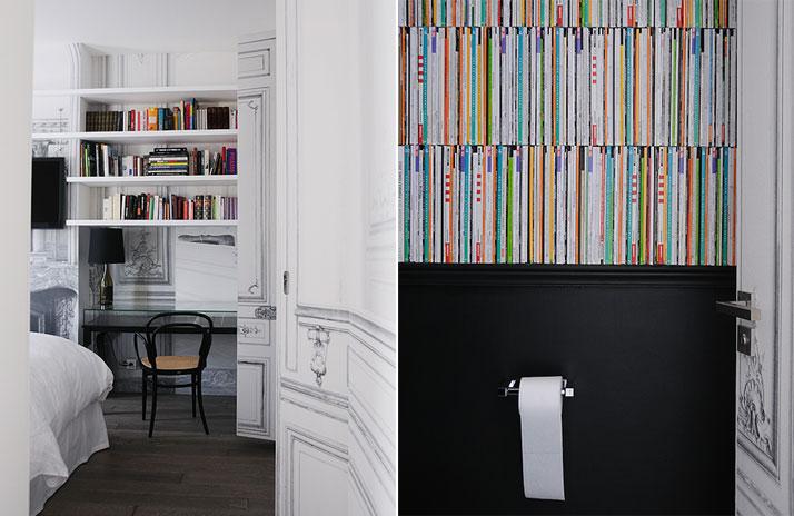 Suite 141 - Salon Doré, photo © Ivan TerestchenkoImage Courtesy of L'Officiel, Paris (September 2011)