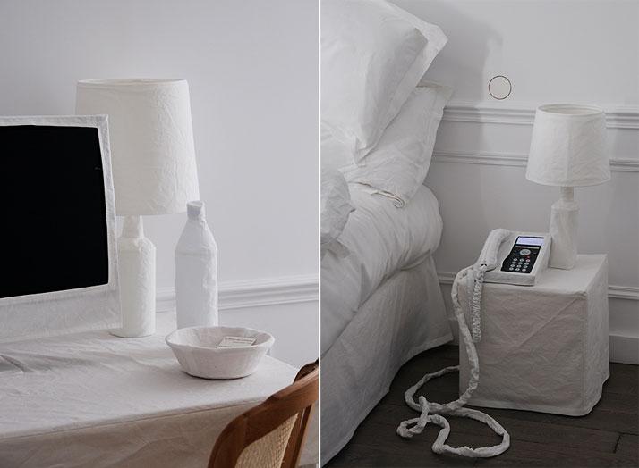Suite 143 - Houssée de blanc, photo © Ivan Terestchenko Image Courtesy of L'Officiel, Paris (September 2011)