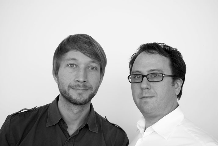 Daniel Abendroth and Andreas MeinhardtImage Courtesy of Prix Émile Hermès, 2011