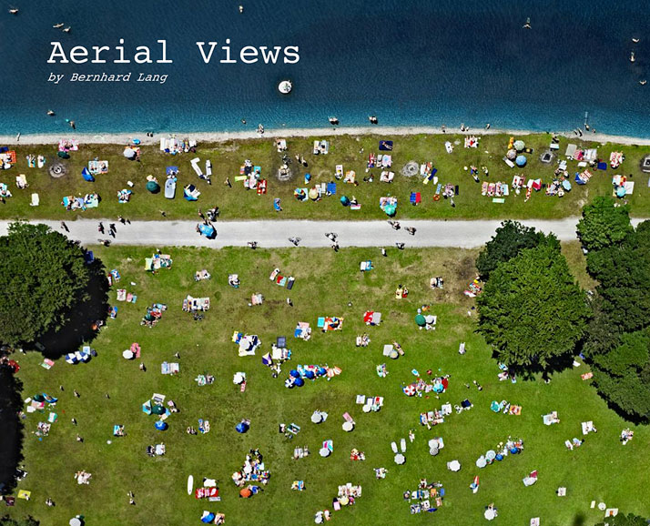 Aerial Views / Book cover, photo © Bernhard Lang // available here