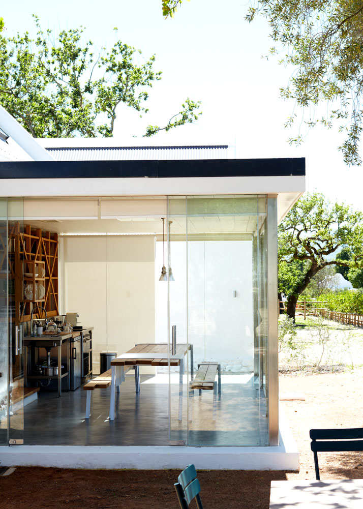 Babylonstoren an exceptional country getaway in south for Country kitchens south africa