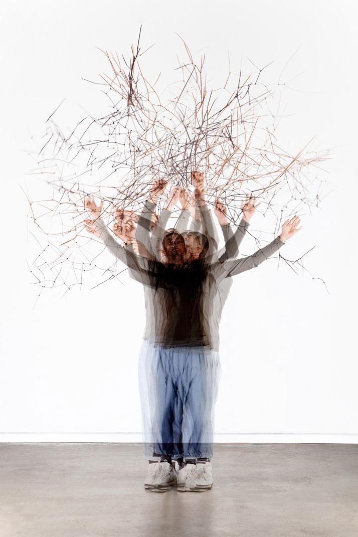 Temporary Trees – Pollard WillowLight box Oak wood, acrylic, lambda-trans128,5 x 87 x 20 cm (h x w x d)photo © Raw Color & Mkgk, 2011