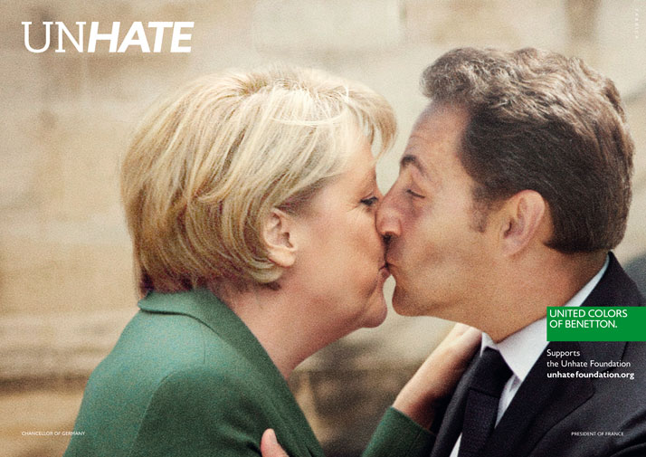 photo © Benetton, UNHATE Foundation