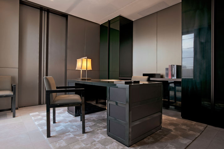 The new armani hotel in milan yatzer for Armani hotel dubai design