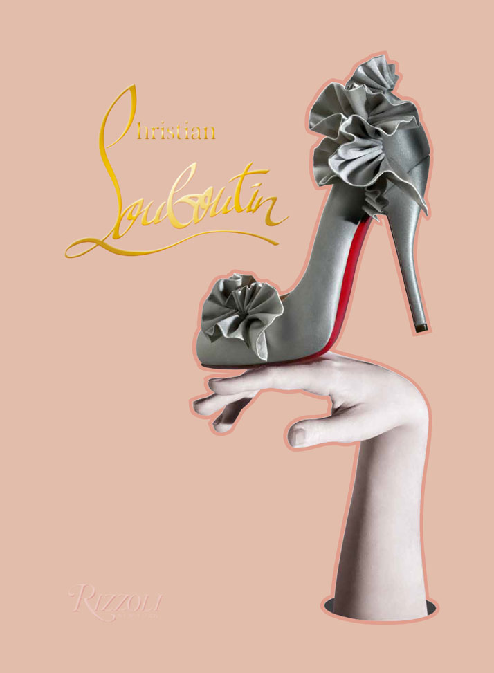 Christian Louboutin book's cover, published by Rizzoli
