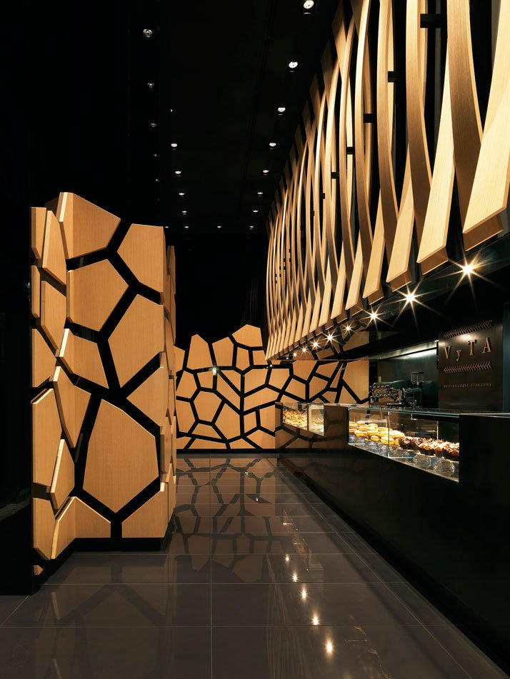 39 vyta boulangerie 39 by daniela colli in turin italy yatzer for Designhotel turin