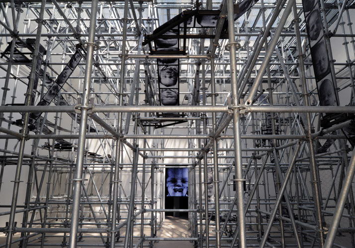 FRANCE // Christian Boltanski « CHANCE » French Pavilion at the 54th Venice Biennale Commissioned by Jean-Hubert Martin Photo © Didier Plowy