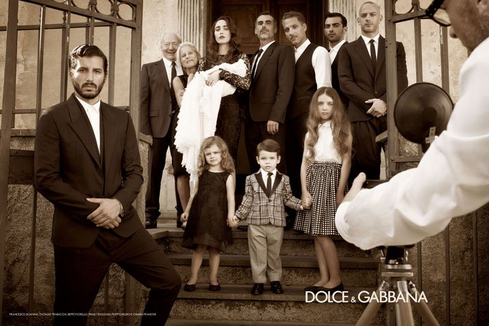 dolce gabbana ss2012 menswear campaign inspired by the italian cinema yatzer. Black Bedroom Furniture Sets. Home Design Ideas