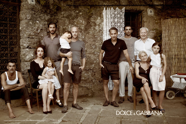 photo © Dolce & Gabbana