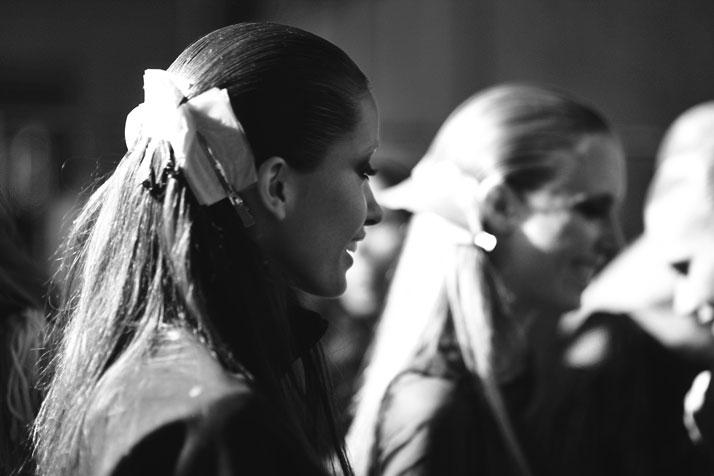 DOGMA FW11-12 (backstage), DIMITRIS PETROU, photo © Yiorgos Kaplanidis