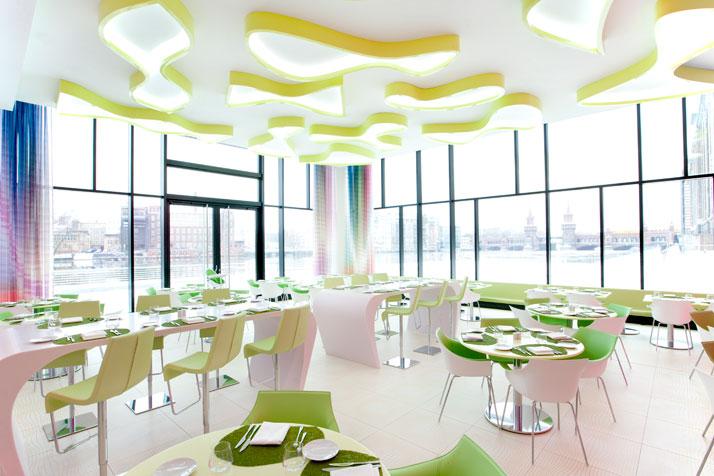 معماری هتل،معماری داخلی هتل،معماری داخلی هتل nhow