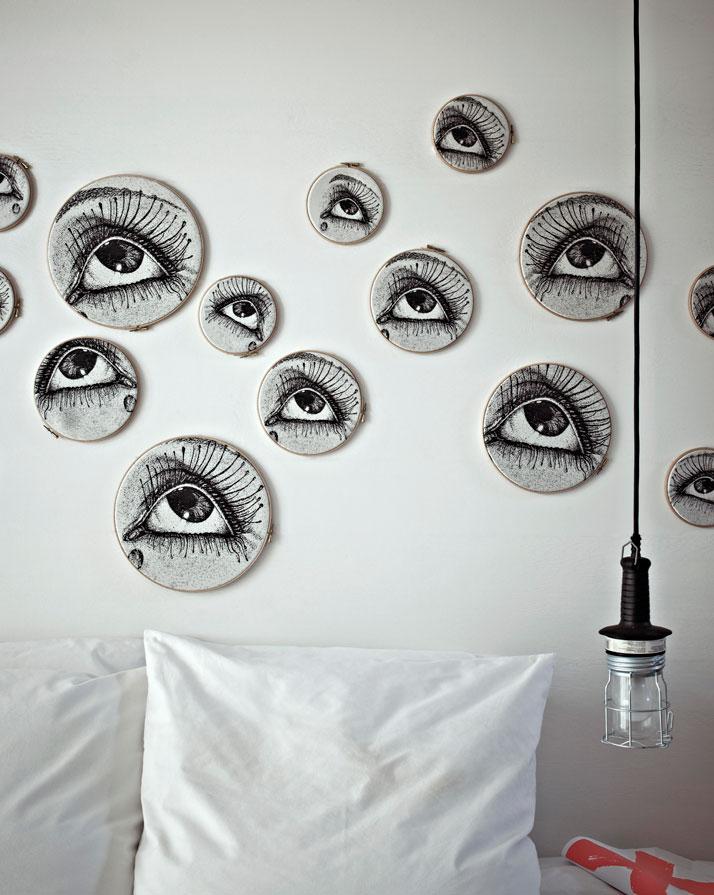 Manray's eyes by INA & MATTphoto © Arjan Benning