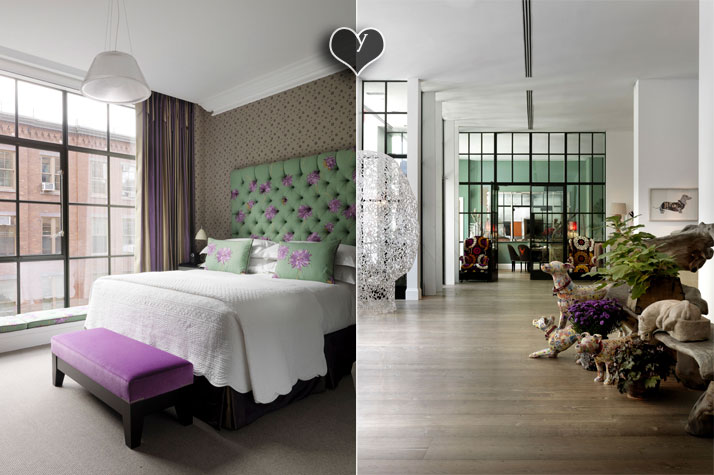Images Courtesy of The Crosby Street Hotel, New York | U.S.