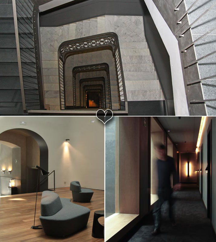 Images Courtesy of Hotel Alma, Barcelona | SPAIN