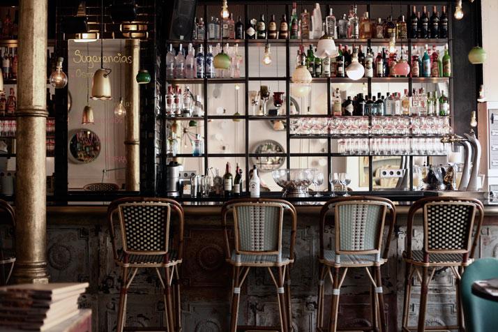 Cafe KAFKA In Barcelona Spain Yatzer