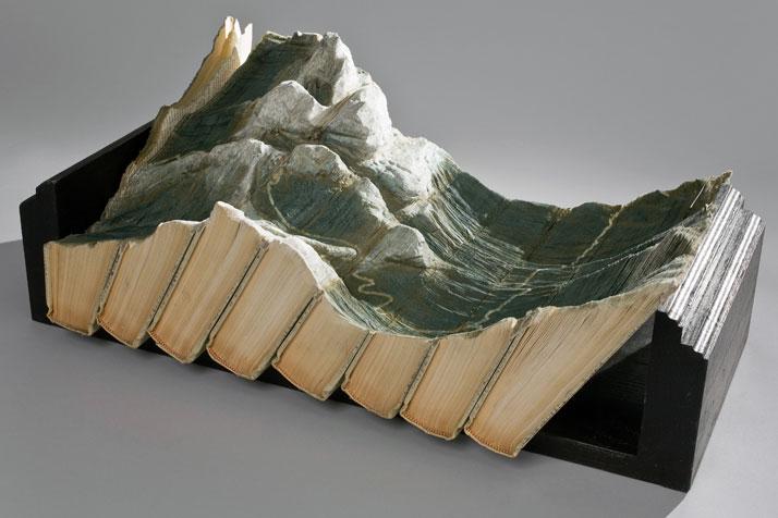Tectonicphoto © Guy Laramée