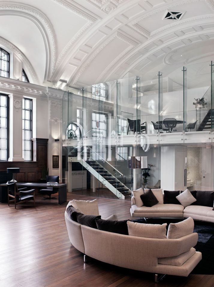 the town hall hotel by rare architecture in london uk yatzer