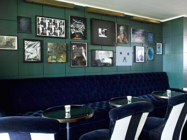 Soho House Restaurant Berlin