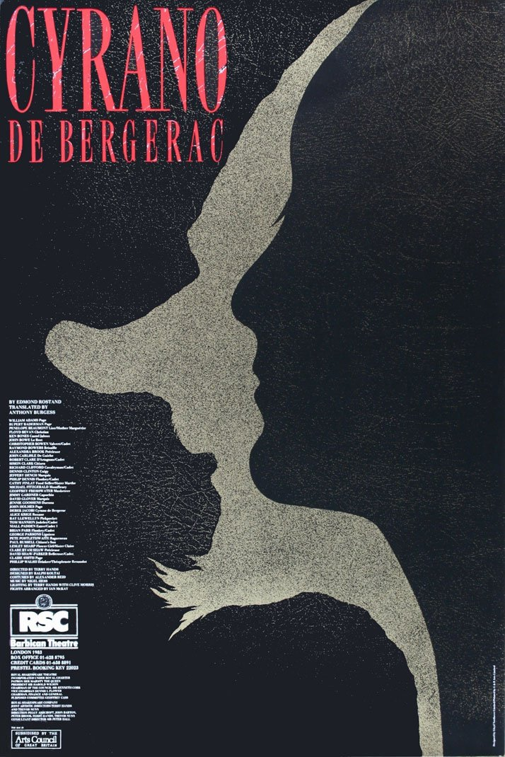 Cyrano de Bergerac // Royal Shakespeare Company, 1983Image Courtesy of John Lloyd Archive