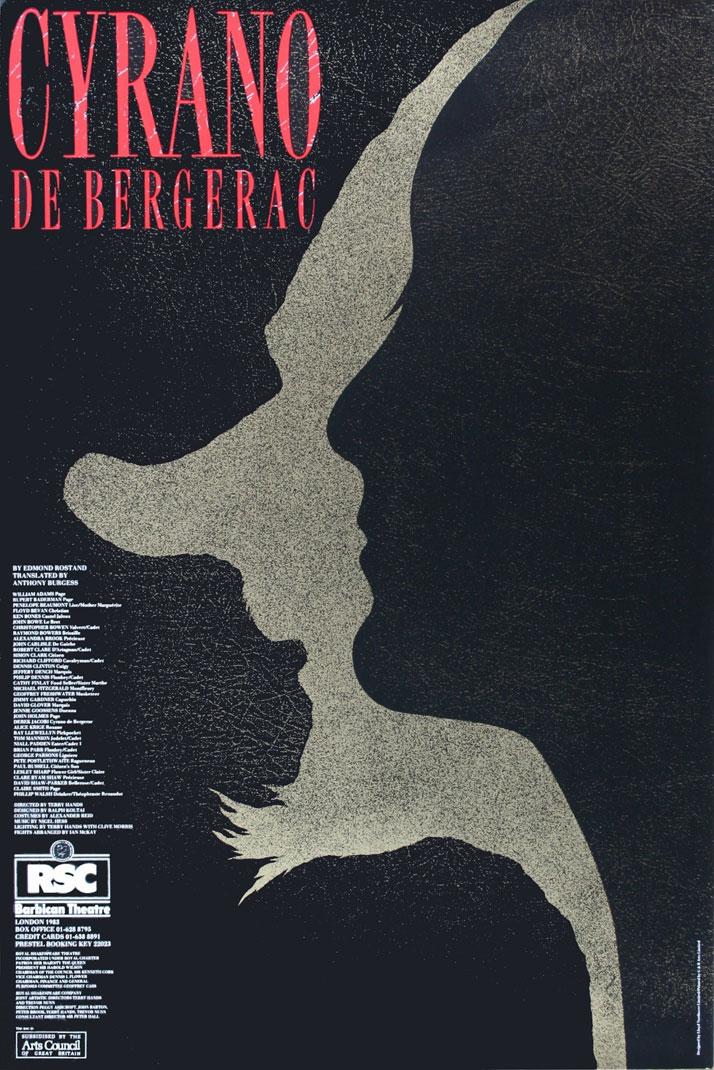 Cyrano de Bergerac // Royal Shakespeare Company, 1983Image Courtesy of John Lloyd Archive