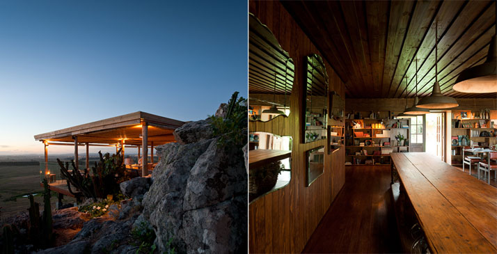 THE LAS PIEDRAS RESTAURANT // photo © Fernando Guerra, FG+SG Architectural Photography