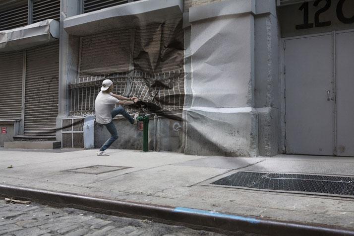 Paper Realities, photo © Jan Kriwol 2011