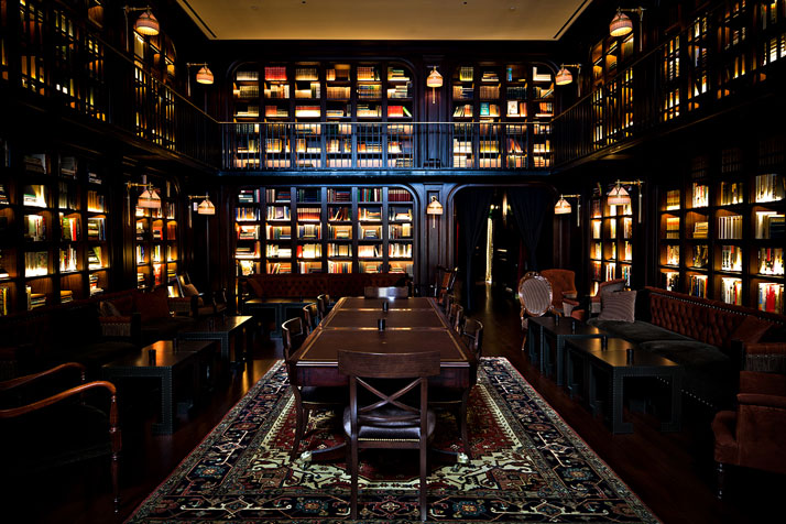 The Nomad Hotel By Jacques Garcia In New York Yatzer