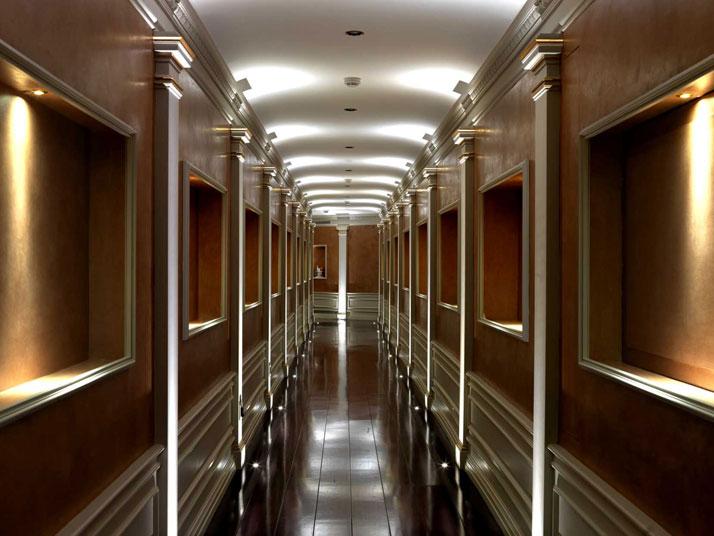 photo © Massimo Listri, Grand Hotel Vila Cora