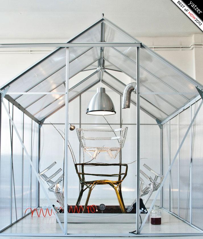 Chair Farm by Werner Aisslinger