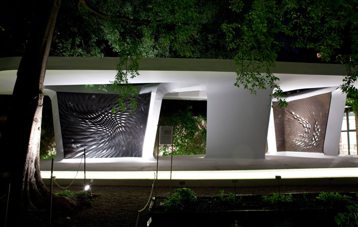 Zaha Hadid Architects for Citco photo © The Secret Garden