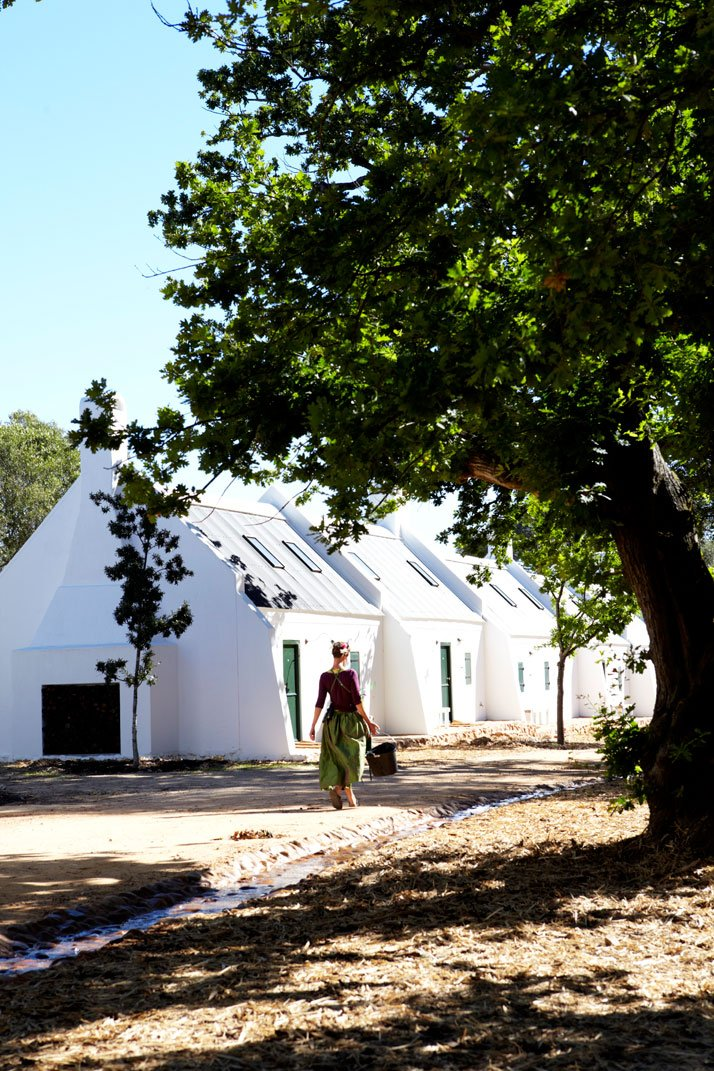 Babylonstoren // An Exceptional Country Getaway in South Africa  (Yatzerized, 09 November 2011)photo © Babylonstoren