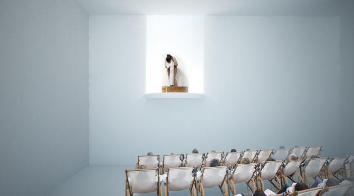 Performance / Artists Overlook Image Courtesy OMA