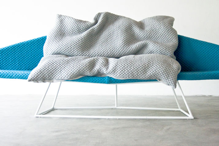 Giulia Sofa, photo © Be+Have