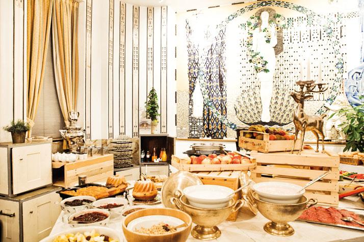 Breakfast room, photo © Hotel Wiesler
