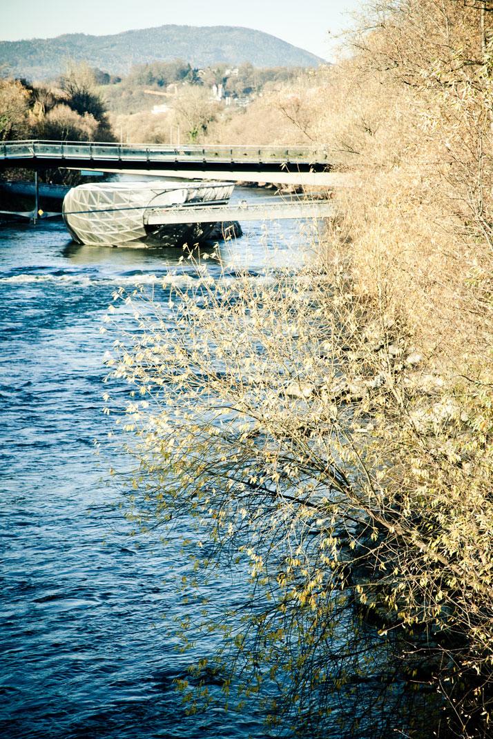 River Mur, photo © Hotel Wiesler