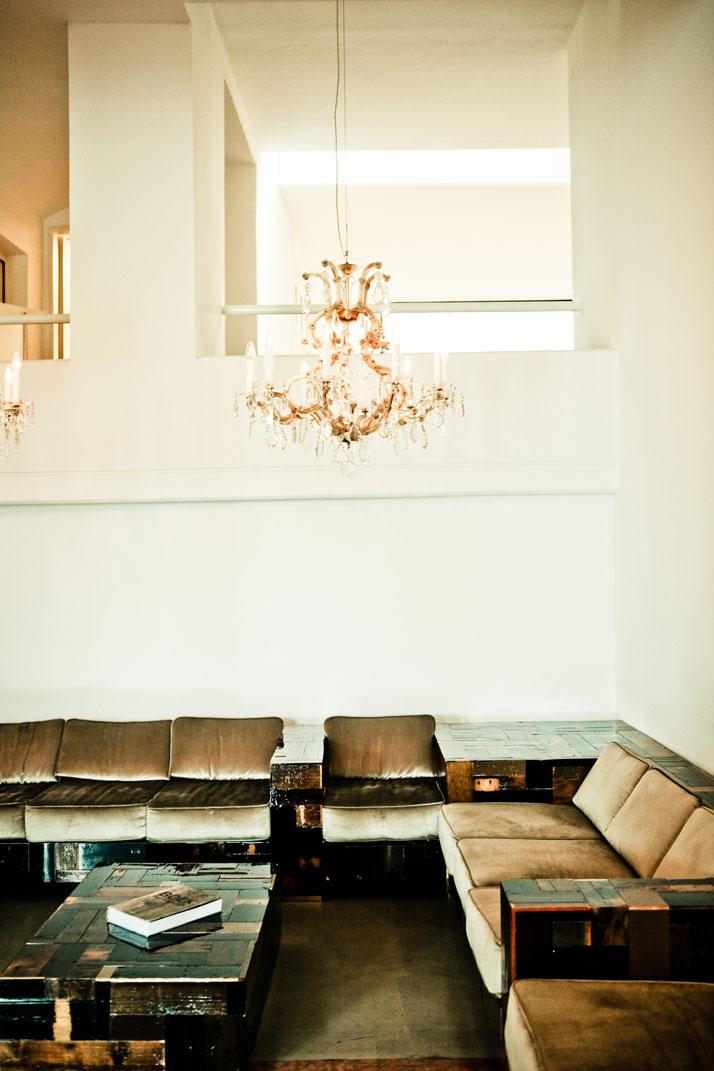 Lobby, photo © Hotel Wiesler