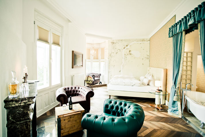 Wiesler SUITE, photo © Hotel Wiesler