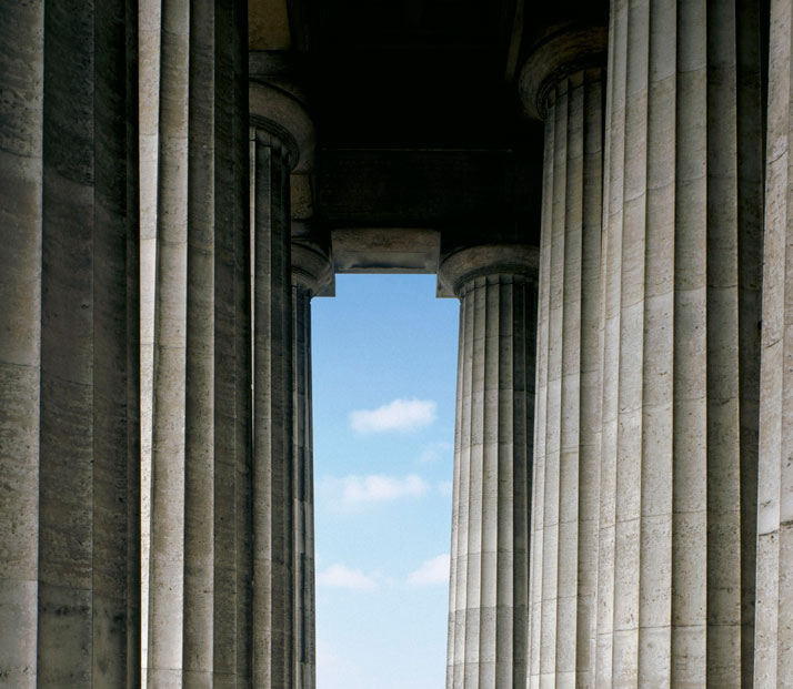 Walhalla, Germany, 2003 | photo © Massimo Listri