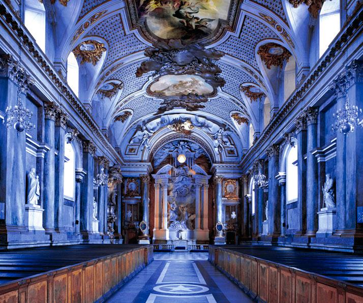 Palazzo Reale I, Stockholm, 1998 | photo © Massimo Listri
