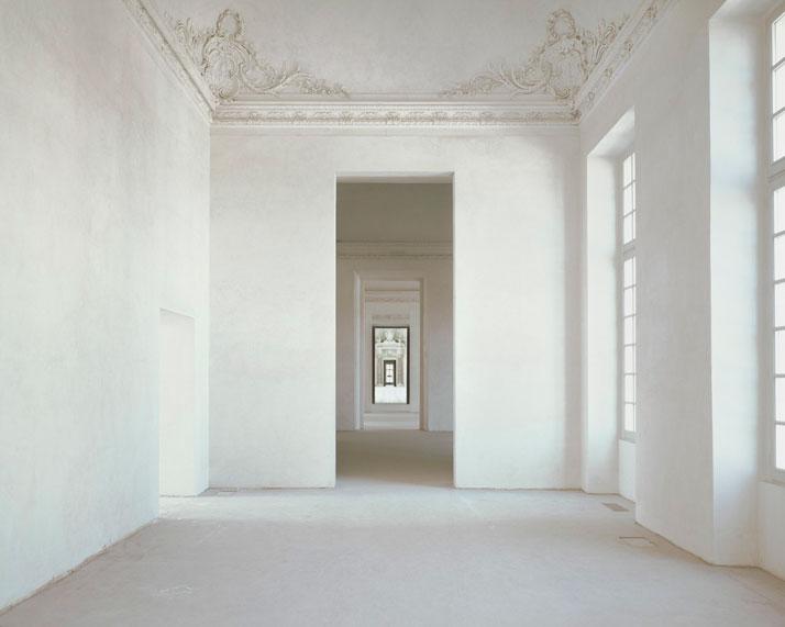 Reggia di Venaria II, Piemonte 2007 | photo © Massimo Listri