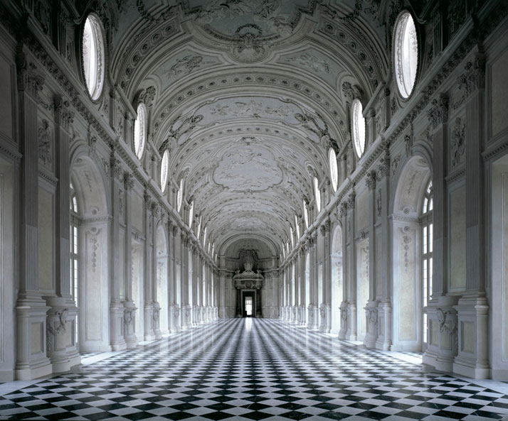 Reggia di Venaria I, Piemonte 2007 | photo © Massimo Listri