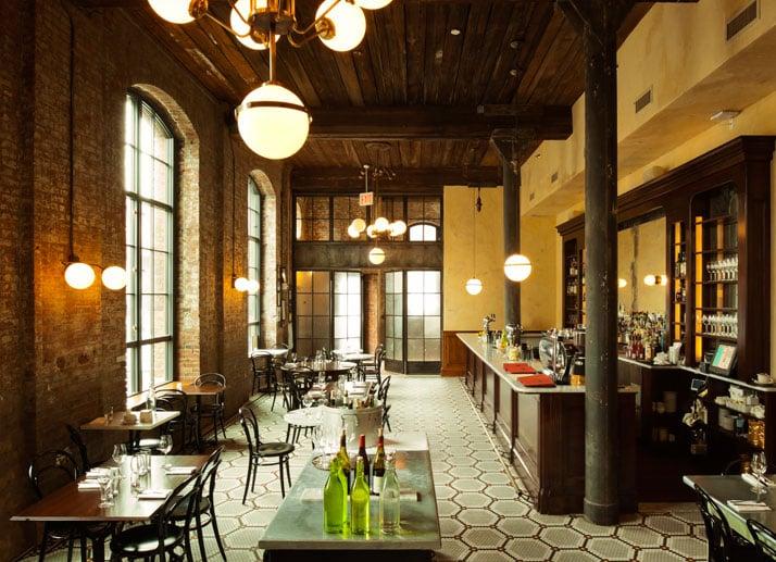 Reynards Restaurant Photo C The Wythe Hotel