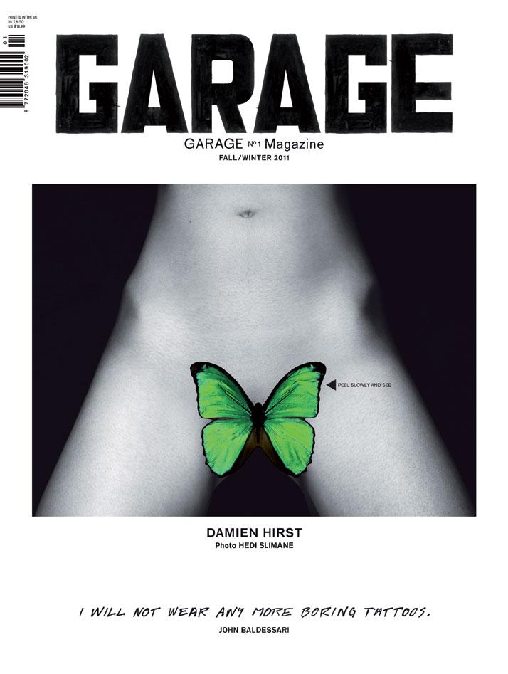 photo © GARAGE Magazine