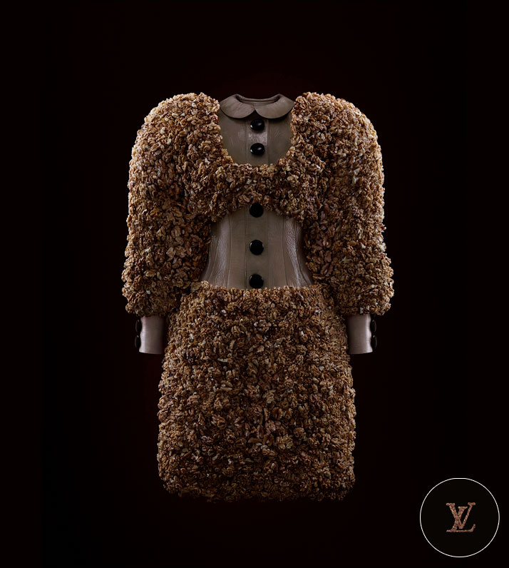 Walnuts  by Louis Vuitton, photo © Fulvio Bonavia