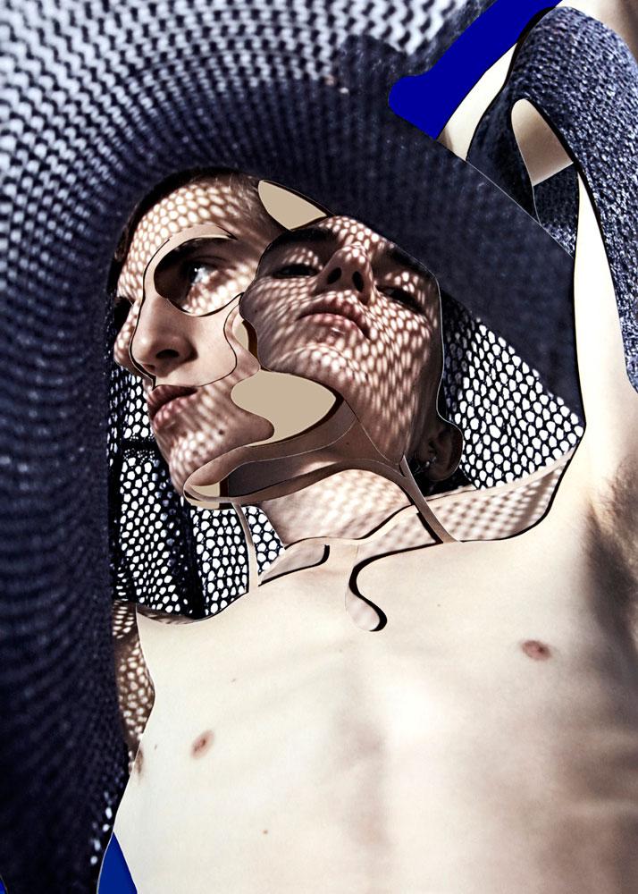 inspiracion  Corte y Fotografía: Damien Blottière