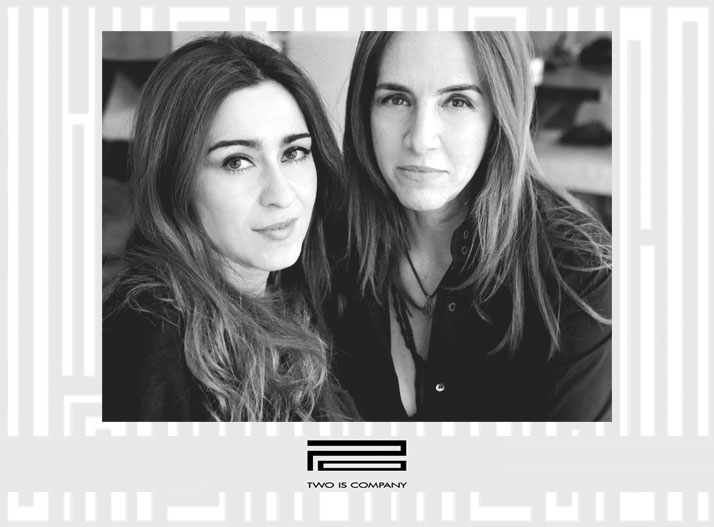 Vivian Philippa & Dianna Karvounis, photo by Pavlos Tsokounoglou