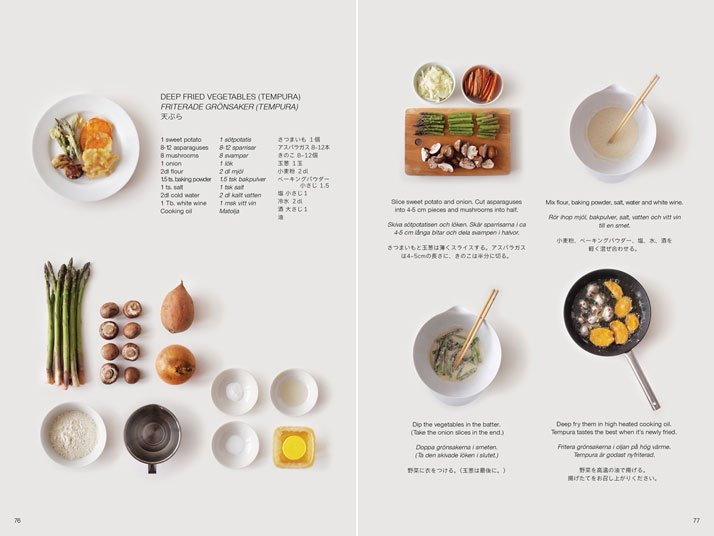 Guide to foreign japanese kitchen by mo takemura yatzer for Asian cuisine books