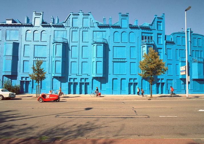 Beukelsblauw, Rotterdam 2004-2006,  photo© Rick Messemaker