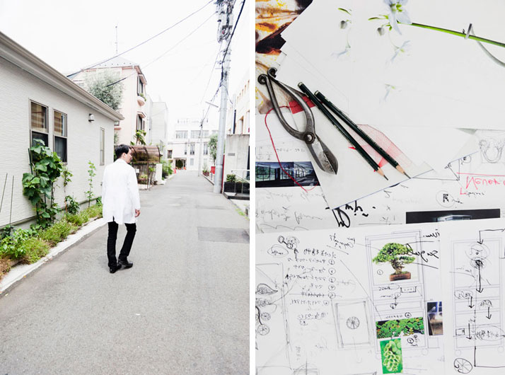 studio Makoto // photo © Shini Park (Park & Cube)