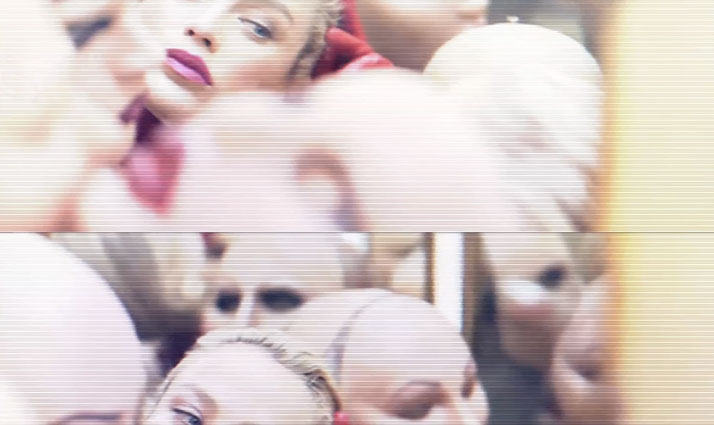 Video Print Screen / © GORDON VON STEINER // VOGUE ITALIA